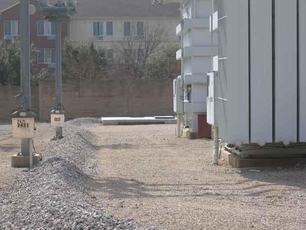 Catastrophic Secondary Containment Concrete Vault 1