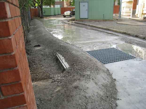 Catastrophic Secondary Containment Concrete Vault 2