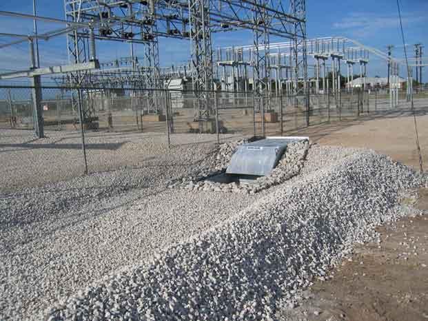 Catastrophic Secondary Containment Metal Berm 11