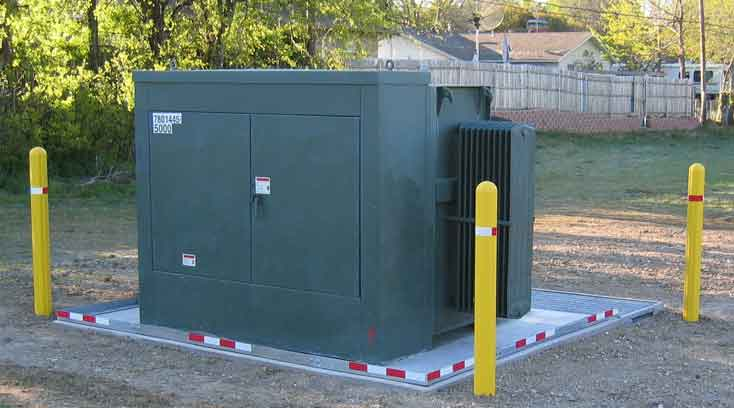 Catastrophic Secondary Containment Metal Vault 10