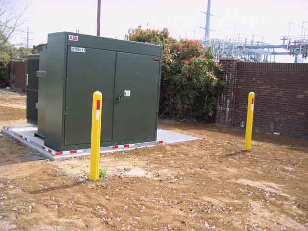 Catastrophic Secondary Containment Metal Vault 7
