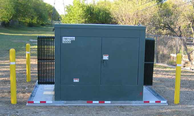 Catastrophic Secondary Containment Metal Vault 8
